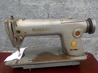 Industrial Sewing Machine Singer 281-1 Light Leather