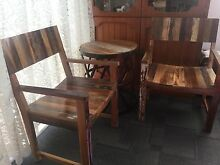 Brand new Boatwood table and chairs Golden Beach Caloundra Area Preview