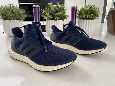 Adidas Ultra Boost Navy Size uk6