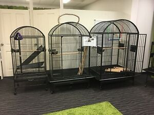 Brand NEW Big Parrot Cage - view all 3 sizes onsite from $240ea Fltpkd Meadowbrook Logan Area Preview