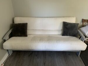 100 Obo Futon Couch 3 Position Convertible Couches