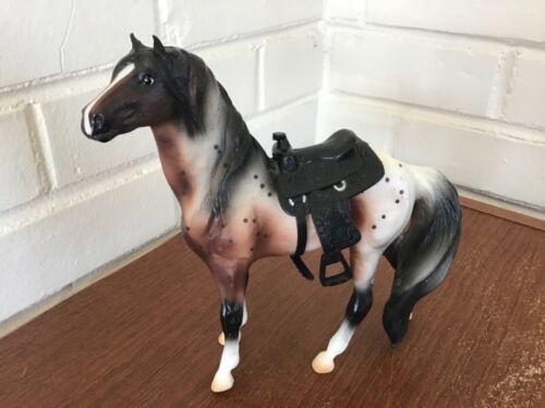 Breyer Classic Bay Appaloosa Mustang
