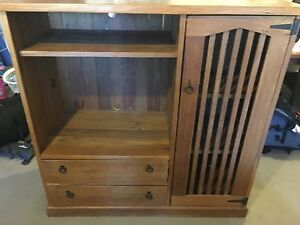 FREE Wooden Cabinet for linen storage Chatswood Willoughby Area Preview