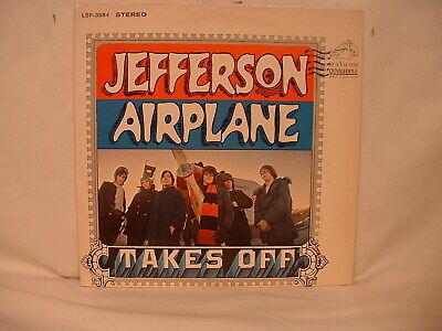 JEFFERSON AIRPLANE- TAKES OFF-VG++