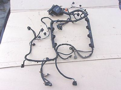 Jaguar XJ6 XJR VDP 1996 to VIN 762165 Left Front Fender Body Harness LNA3120EB