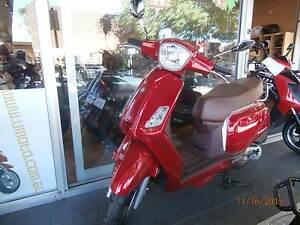 NEW Motobi Zahara 50cc SCOOTER Automatic Retro Style Subiaco Subiaco Area Preview