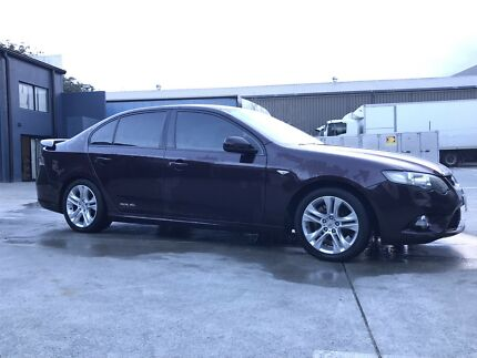 2010 Ford Falcon FG XR6 for sale