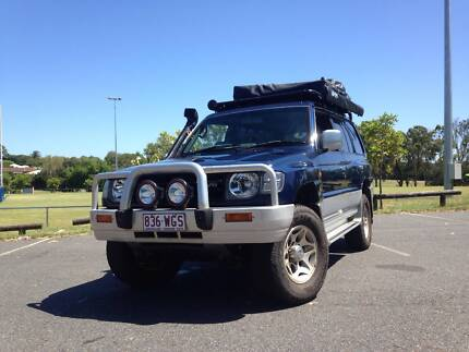 1999 Mitsubishi Pajero NL Blue 3.5 5sp Manual Open to offers