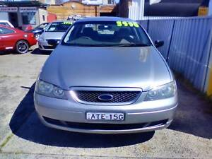 2003 Ford Falcon Sedan 1 Year Roadside Assist Woy Woy Gosford Area Preview