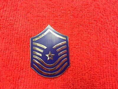 US AIR FORCE RANK REGULATION SIZE PIN