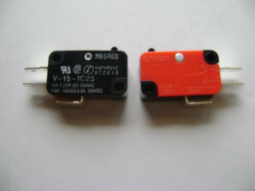 NEW OMRON V-15-1C25 MICRO SWITCH DR42