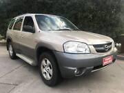 2001 MAZDA AUTO TRIBUTE CLASSIC REG RWC !  MINT ! Dandenong Greater Dandenong Preview