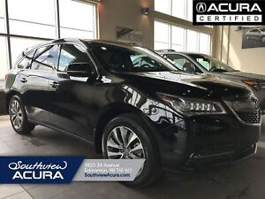 2016 Acura MDX Certified Pre-Owned, Navigation Package, Backup C