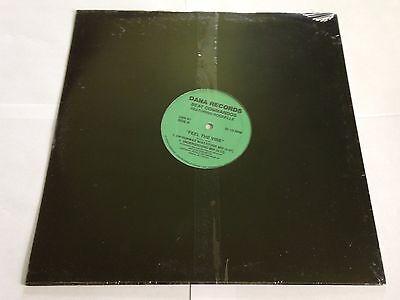 Beat Commandos   Feel The Vibe Dana Records Dan 61 New Sealed Lp