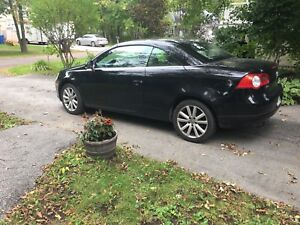 2008 VW EOS *MANUAL*