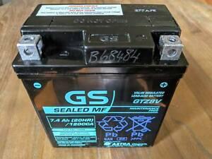 Motorbike battery 12v GTZ8V (stock battery for Yamaha R3)