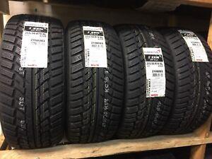 255/50r19 dunlop grandtrek/kumho Izen winter tires!