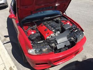 PART OUT E46 M3 *ENGINE, TRANS, SUSPENSION, BRAKES & WHEELS
