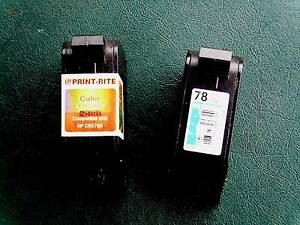 Ink Cartridges (2) HP78: free, no charge, pick up only Springvale Greater Dandenong Preview