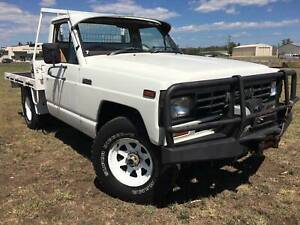 Nissan MQ Patrol G160 4x4 Steel Traytop Ute. 6 Cylinder Diesel. Inverell Inverell Area Preview