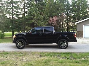 2010 Ford F-150 Harley Davidson Edition Lifted