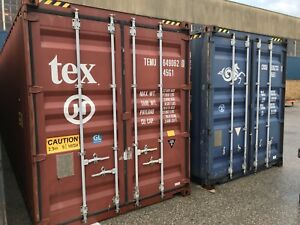 40ft containers.