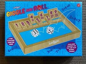 As new - SMIGGLE Giggle and Roll Game