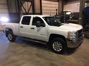 2013 Chevrolet SILVERADO 2500HD LT Gas HD Trailer Package