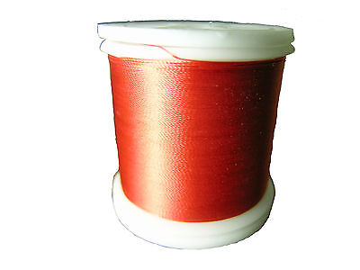 OLDE FLY SHOP NYLON THREAD COLOR #1619 RED SIZE A