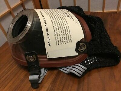 Scott Firefighters Face Mask