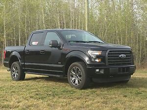 2016 F150 sport appearance package