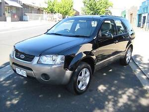 2009 Ford Territory Wagon RWD REAR DVD 122,000 KLMS REG 6/17 Heidelberg Heights Banyule Area Preview