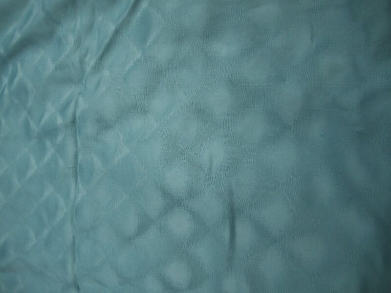 LOT OF 2 - (Pattern O) - HOSPITAL PRIVACY/CUBICLE CURTAINS - FLAME RETARDANT