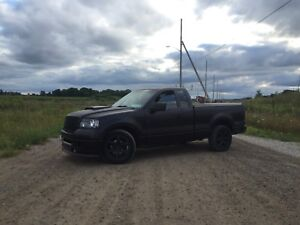 2007 Ford F-150 ROUSH Nitemare Pickup Truck Supercharged