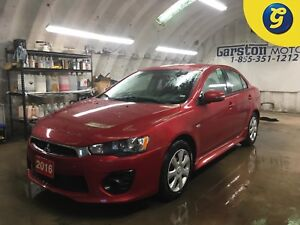 2016 Mitsubishi Lancer ES*PHONE CONNECT*HEATED FRONT SEATS*AM/FM