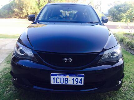 2008 Subaru Impreza RS Perth Perth City Area Preview