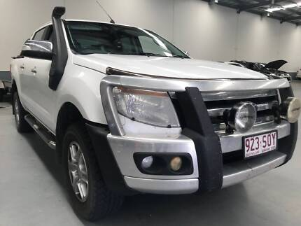 2012 Ford Ranger XLT 3.2 Diesel 4X4 Automatic Dual Cab Ute