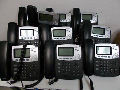 Lot 10 Pcs Digium D45 2-line Hd Voice Business Office Ip Phones 1teld045lf