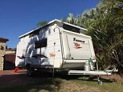 Franklin Sonic poptop caravan 2010 model Narangba Caboolture Area Preview