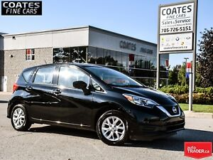 2017 Nissan Versa Note SV ~ Low Kms ~ fuel Miser ~