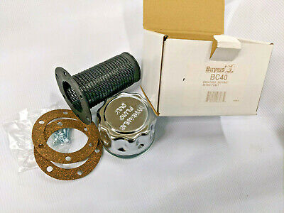 Hydraulic Oil Tank Filler Breather Cap Assembly Bayonet Bc40 Buyers