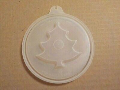 Vintage Tupperware Ring- Christmas TREE for Jello Mold