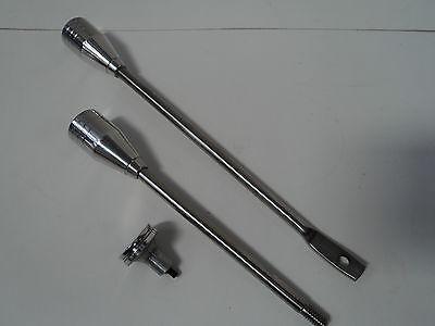 GM Billet Steering Column Dress up Kit Turn Signal Lever Hazard Knob - Billet Turn Signal Knob