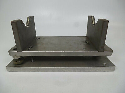 V Block Tilting Mounting Base Stand - Alignment Telescope Collimator Fixture