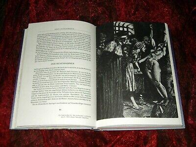 Altes ZAUBERBUCH  Magische Rituale HEXEREI Hexen GEHEIMNISSE - Hexen Zauber Buch