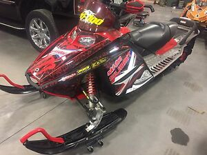Ski Doo Summit X 800ho PowerTek