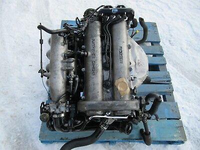 1994-1998 JDM B6 Mazda Miata MX-5 1.6L Engine Roadster Engine Miata 1.6L Motor (Mazda Miata Motor)