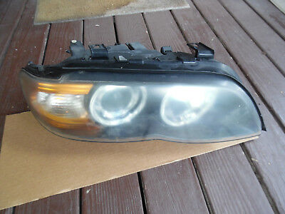 04 - 06 BMW X5 PASSENGER HID XENON WITH AFS HEADLIGHT