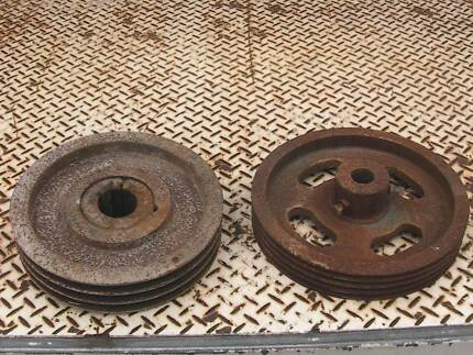 Machinery Parts ,  Pulleys