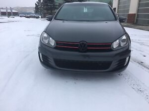 VW GTI 2012 accident free very clean